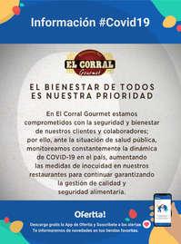 El Corral #COVID 19