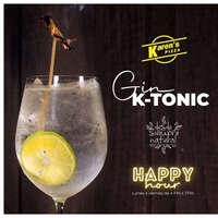 Nuevo Gin K - Tonic