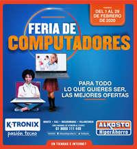 Feria de computadoras