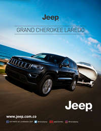 Grand Cherokee Laredo Jeep