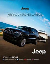 Grand Cherokee Laredo Jeep