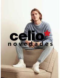 Novedades Celio